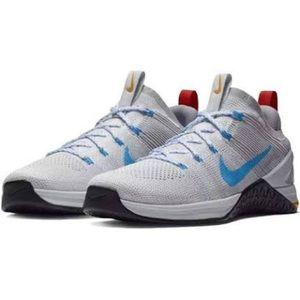 ❤️ WMNS Nike Metcon DSX Flyknit 2 White Blue Plati